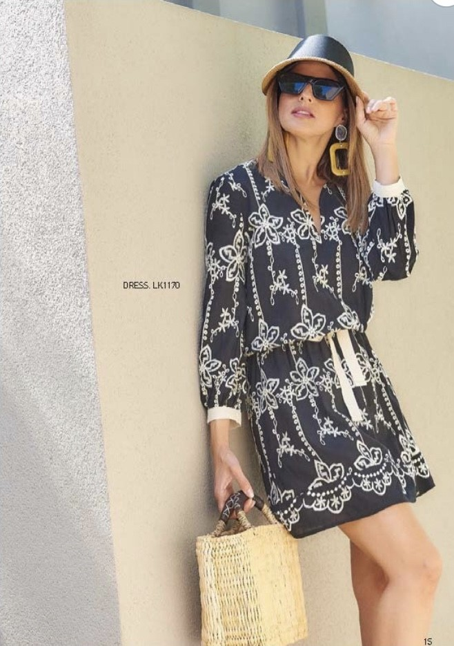 a263588188c Γυναικείο κοντό φόρεμα Le Vertige LK1170